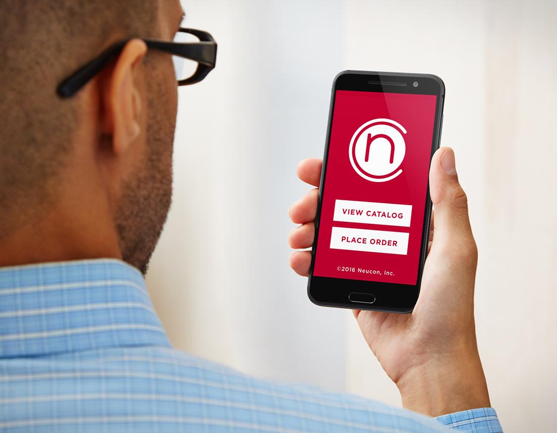 Neucon mobile app