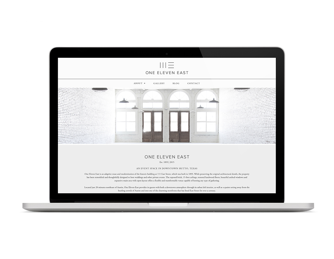 One Eleven East website