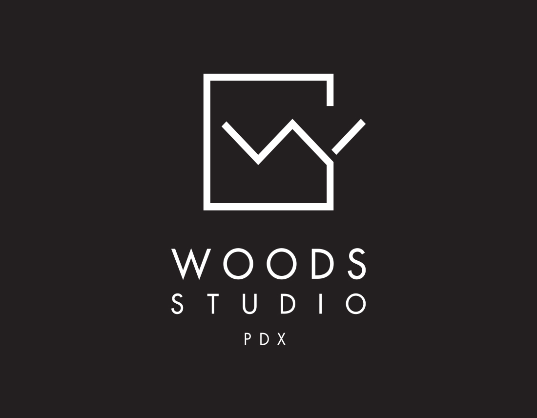 Woods Studio PDX logo