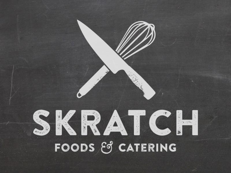 Skratch Foods & Catering logo