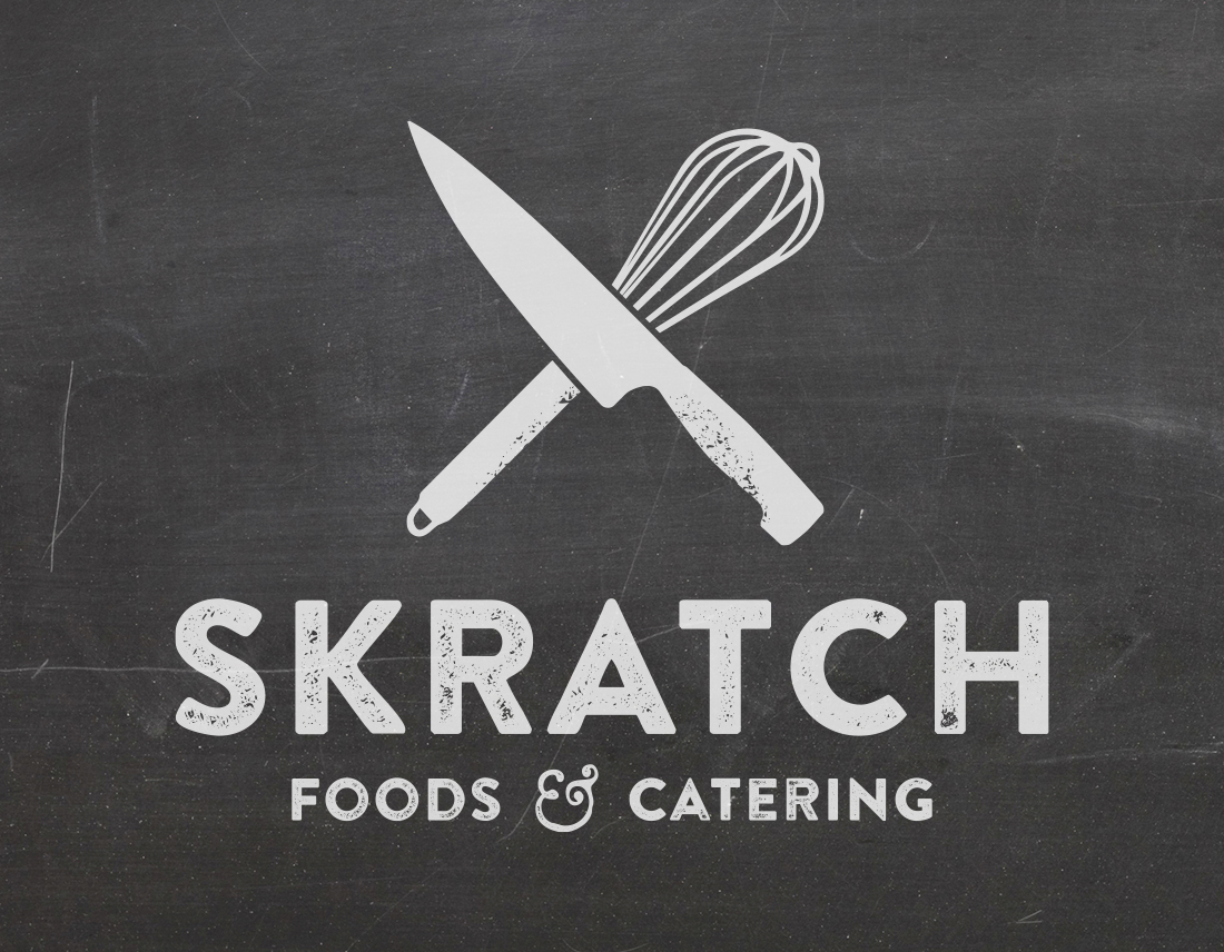 Skratch Foods & Catering logo