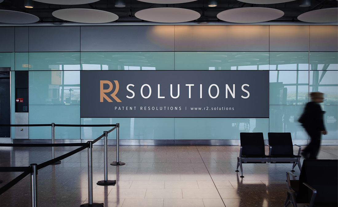 R2 Solutions business billboard ad