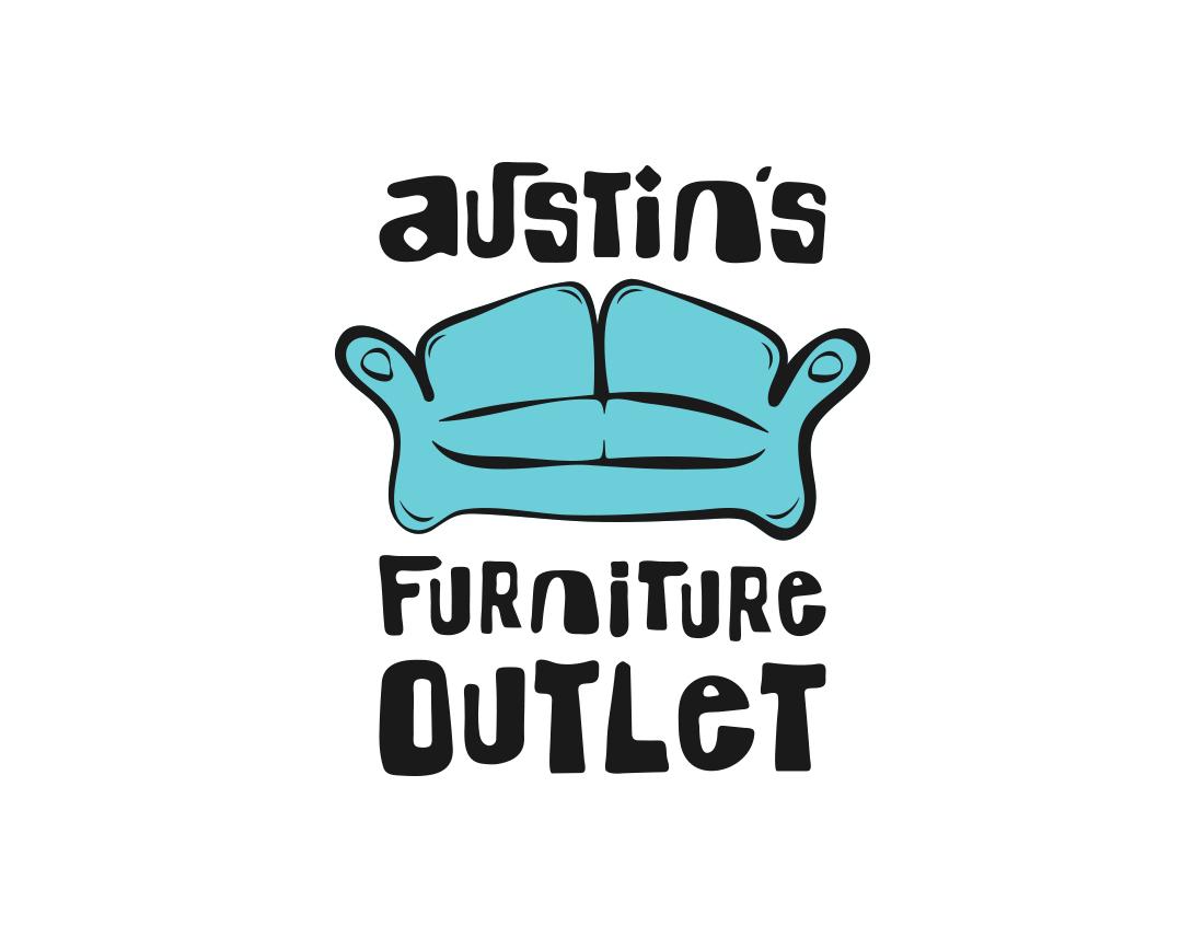 Austin S Furniture Outlet Logo Peacetime Propaganda