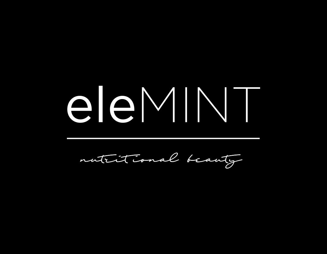 eleMINT Nutritional Beauty logo