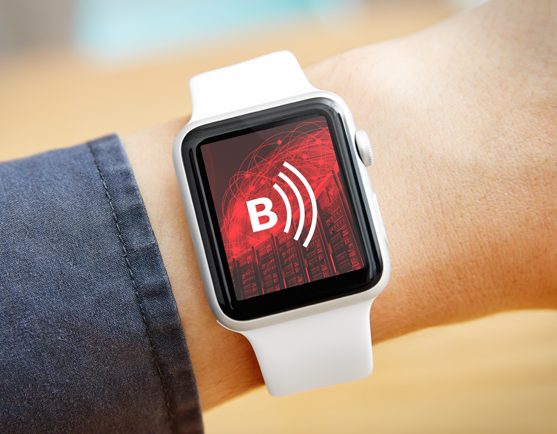 Beacon Information Security Apple Watch