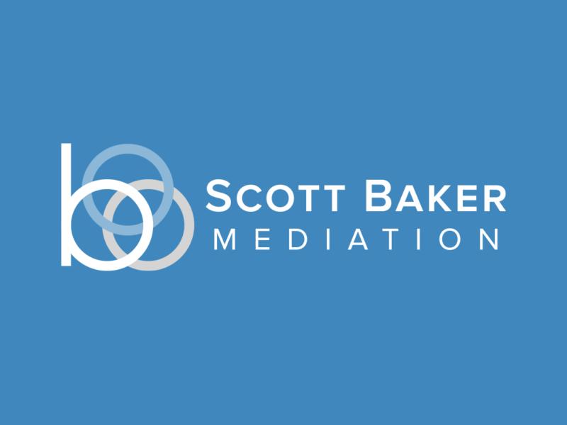 Scott Baker Mediation logo