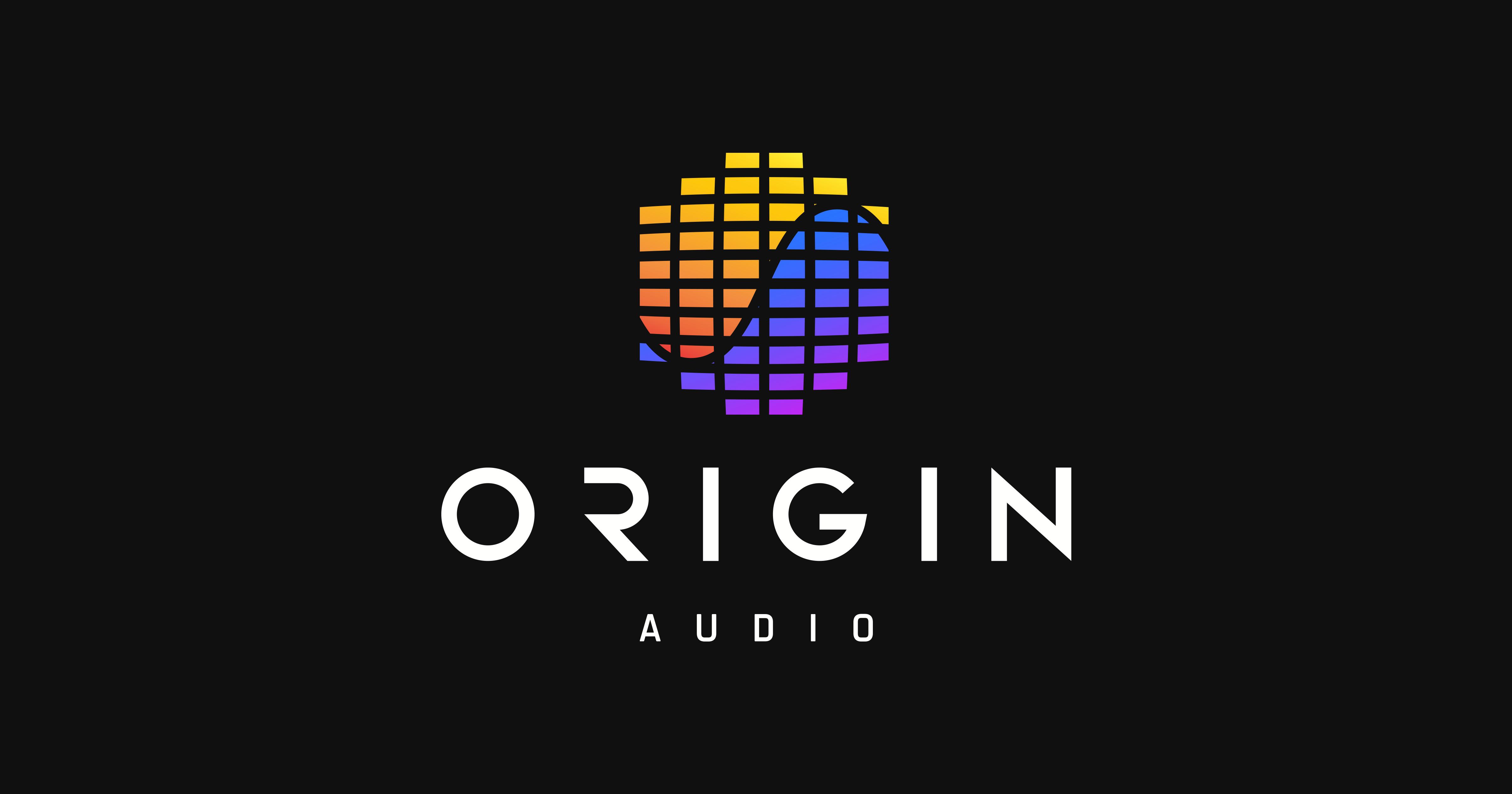 Origin Audio logo by Peacetime Propaganda